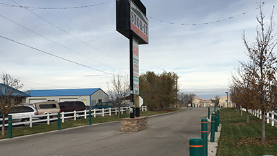 Cleveland Blvd. Location Caldwell Facility & Stor-It Self Storage - Caldwell Location | Storage Units and Covered ...