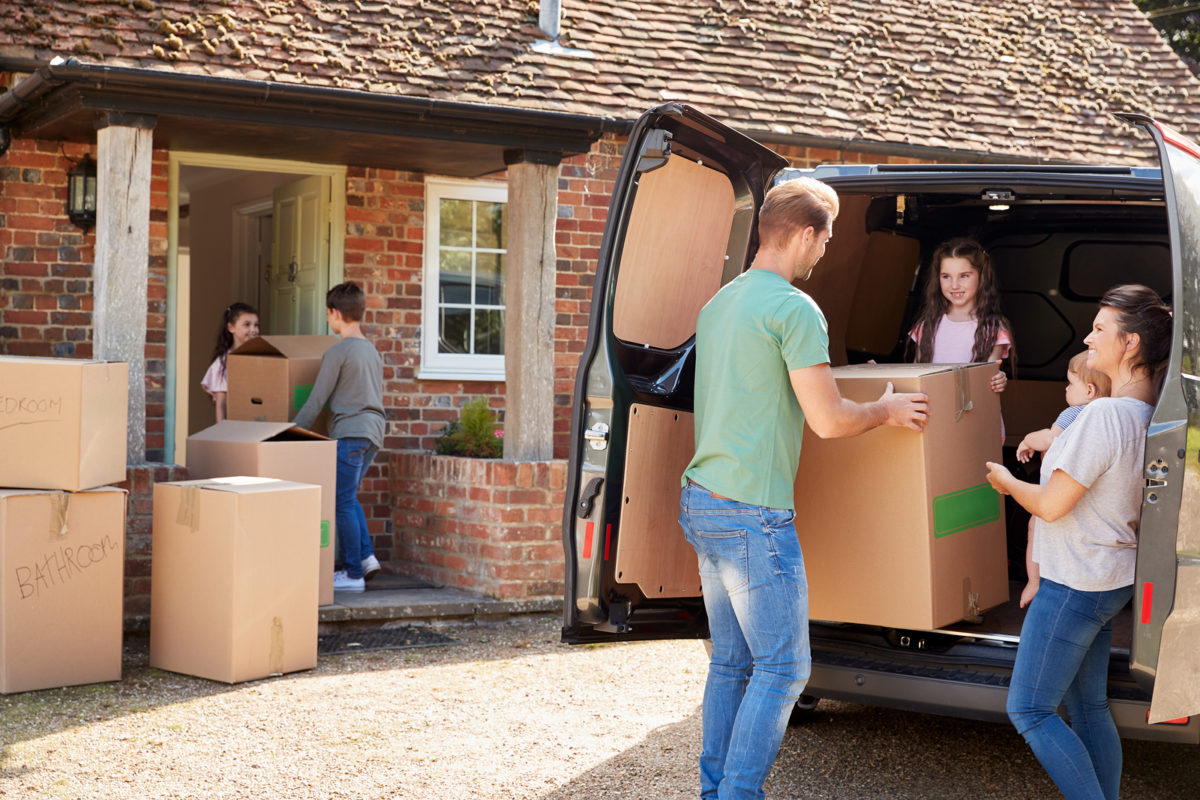 Moving Tips for Stress-Free Moving