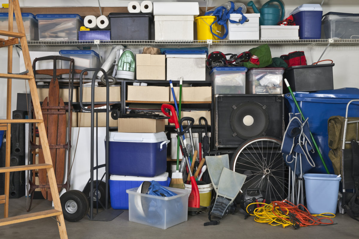 How to Quickly Organize Your New Space