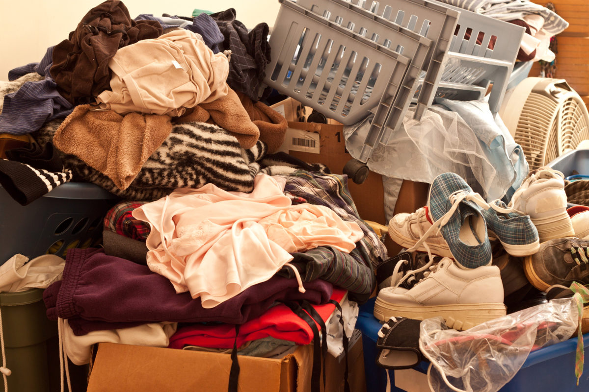 How Decluttering Your House Can Help Reduce Stress