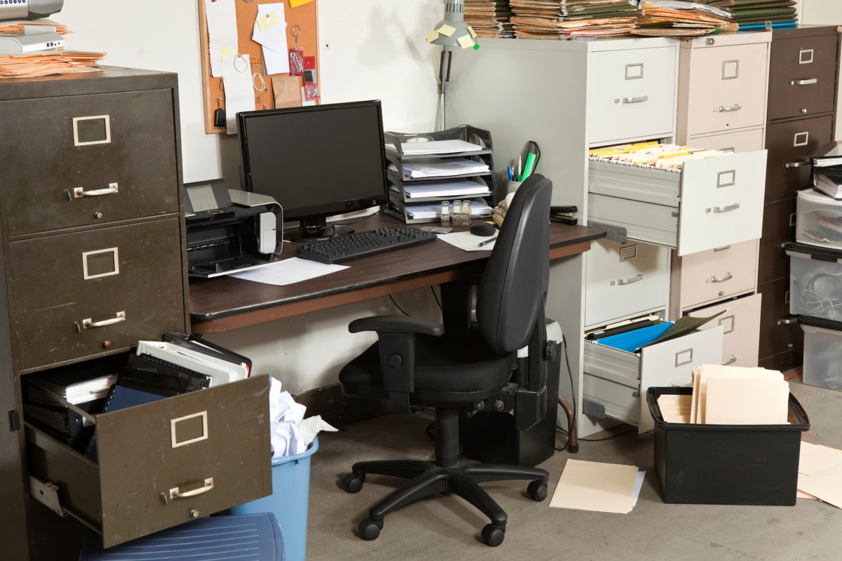 6 Common Types of Clutter and How to Deal With Them