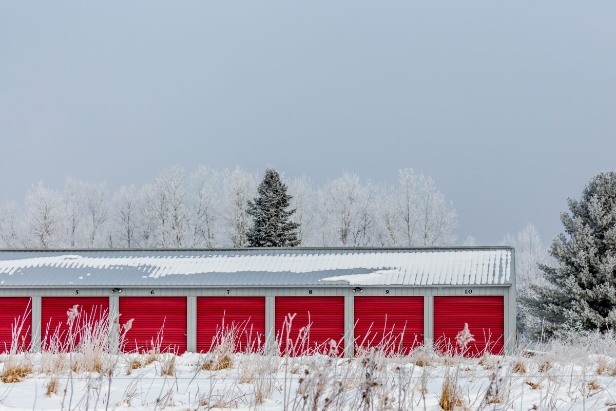 Preparing Your Storage Unit for Cold Weather