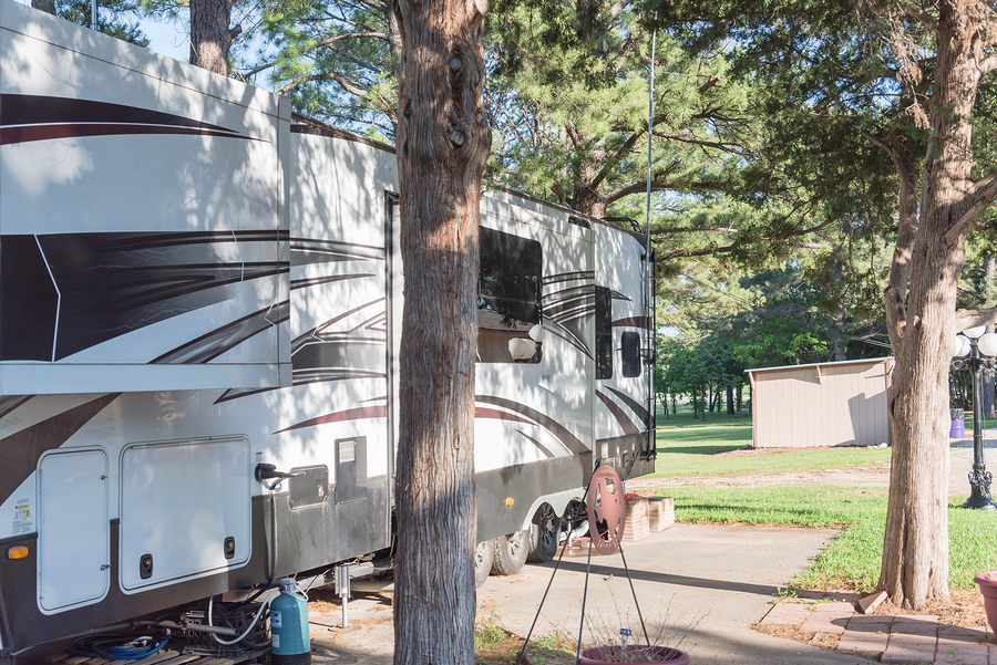 RV Storage: 12 Tips for Properly Storing your RV