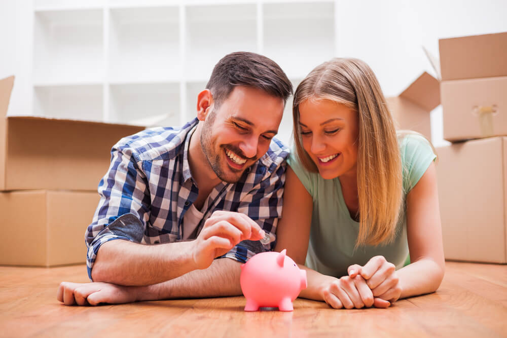 Couple Saving Money to Move Out