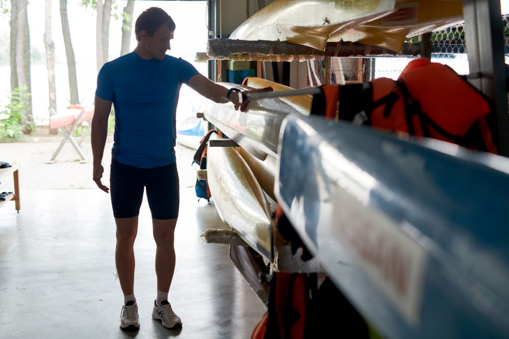 How to Properly Store Paddle Boards, Kayaks or Canoes