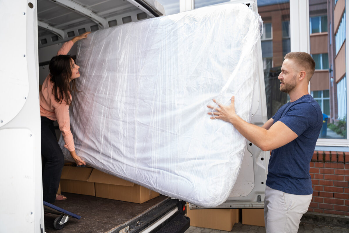 How to Properly Store a Mattress